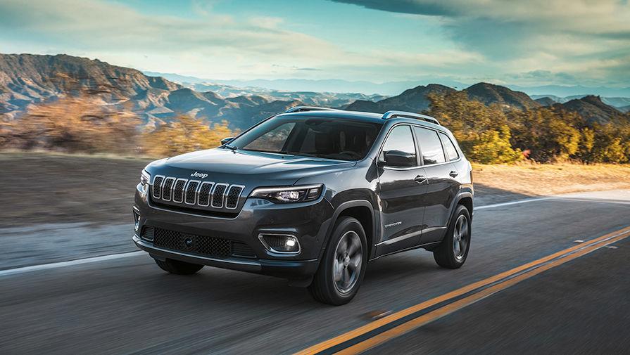 Вождь индейцев чероки призвал Jeep не называть машины в честь народа