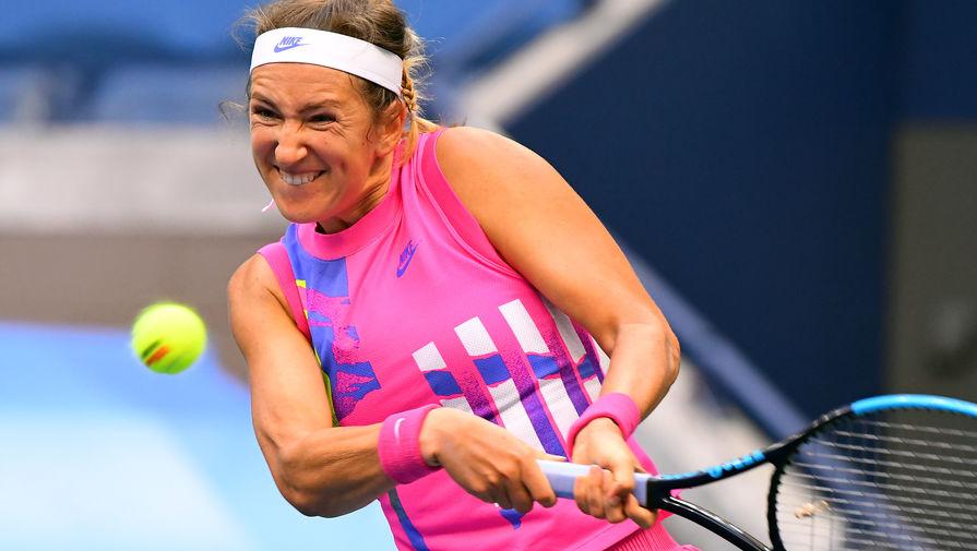 Теннисистка Азаренко отреагировала на первую победу после финала US Open