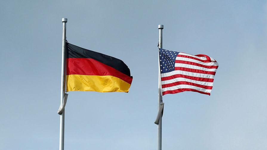 В Германии готовы ответить США за действия против 'Северного потока - 2'