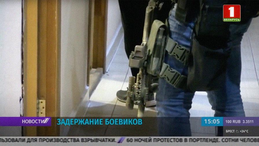 СК Белоруссии: задержанные россияне были допрошены с участием защиты