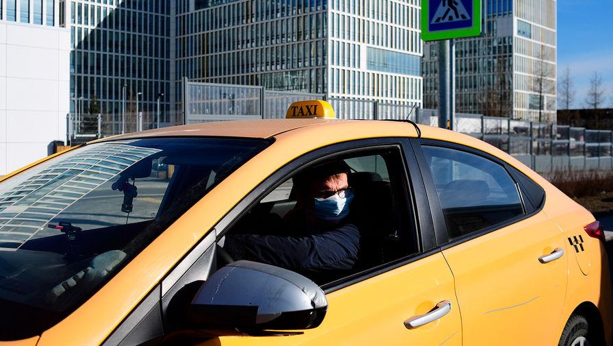 В ДТП с участием такси с начала года пострадали 2,4 тысячи человек