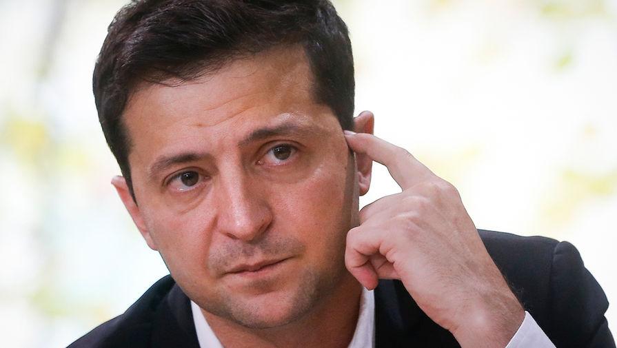 Зеленский отреагировал на петицию украинцев об увольнении главы офиса Ермака