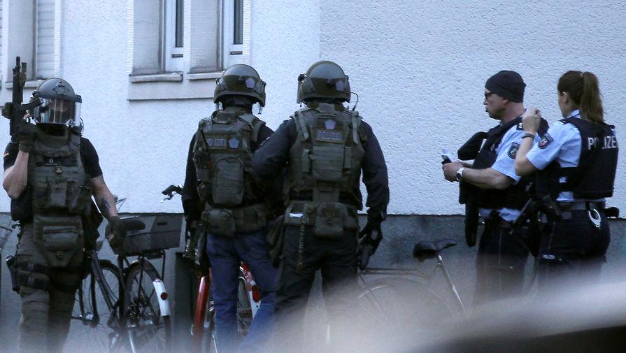 По 20 адресам в Петербурге идут обыски по делу о взятках