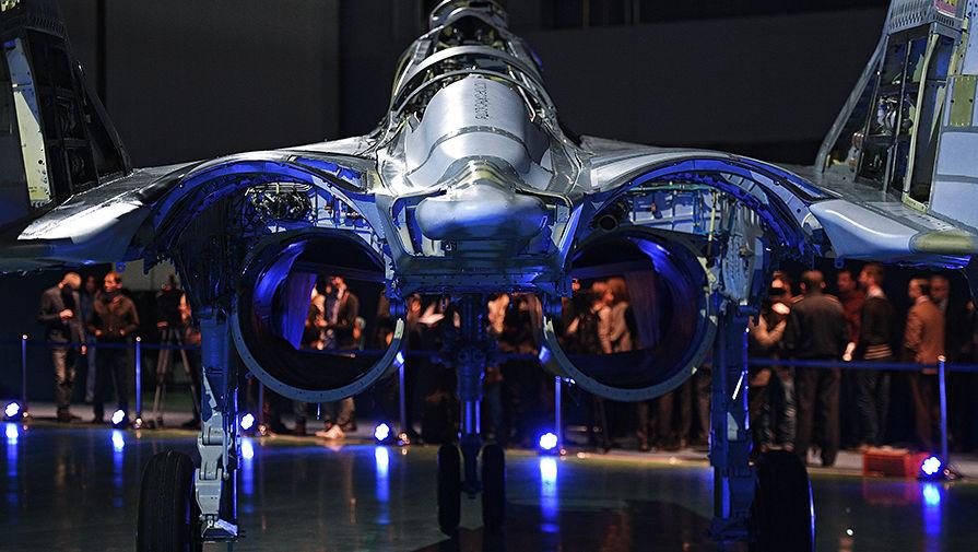 МиГ-35 будет оснащен искусственным интеллектом