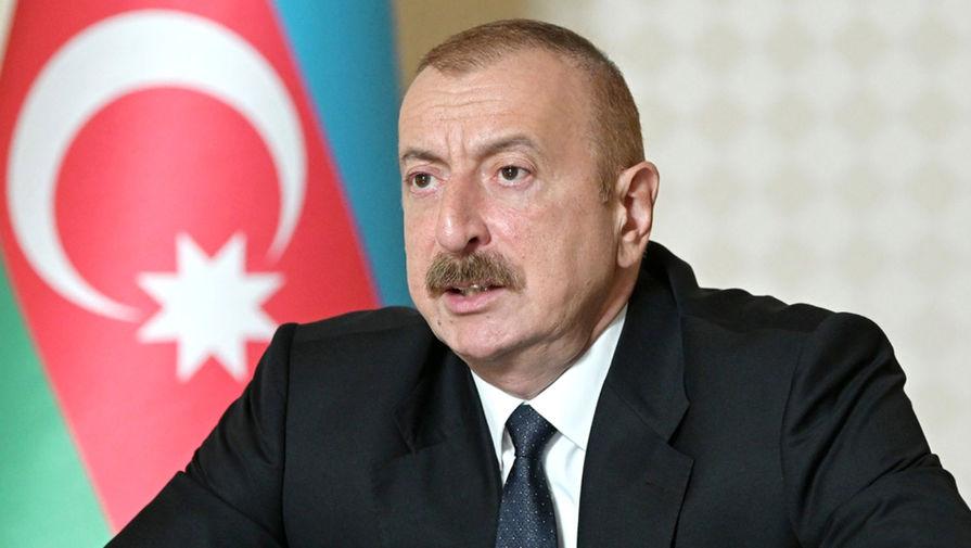Фархад Ахмедов поздравил президента Азербайджана с днем рождения