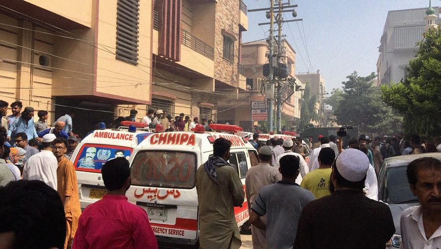 Родственникам жертв авиакатастрофы в Пакистане выплатят компенсации