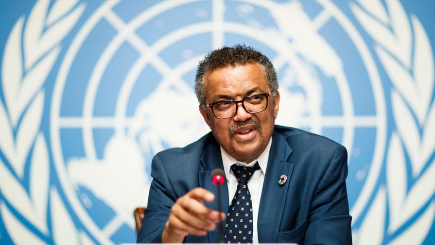 Глава ВОЗ заявил, что последствия пандемии будут ощущаться десятилетиями