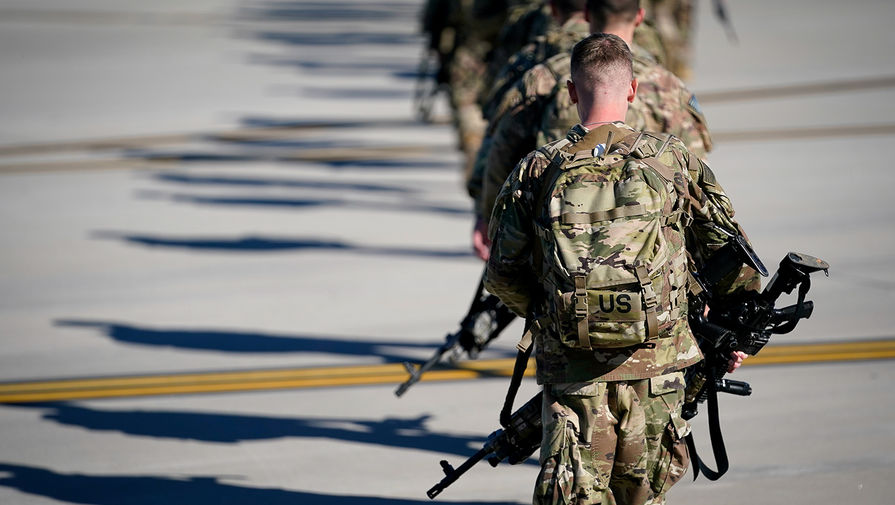 NYT: разведка США связывает гибель морпехов со 'сделкой' России и талибов