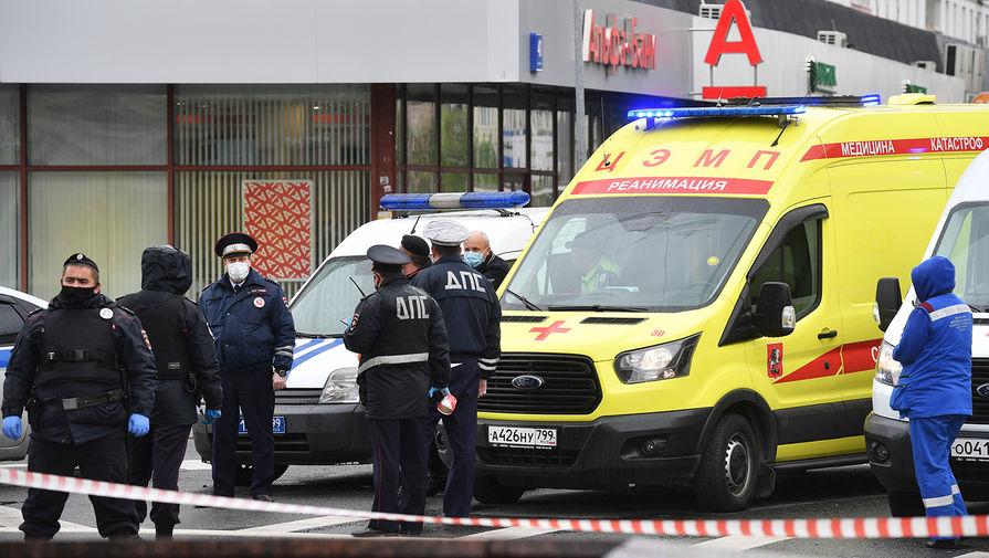 Захватчик банка в центре Москвы заявил, что ранее имел судимости