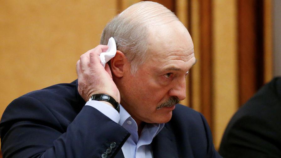 Лукашенко сообщил о странностях в президентской кампании Белоруссии