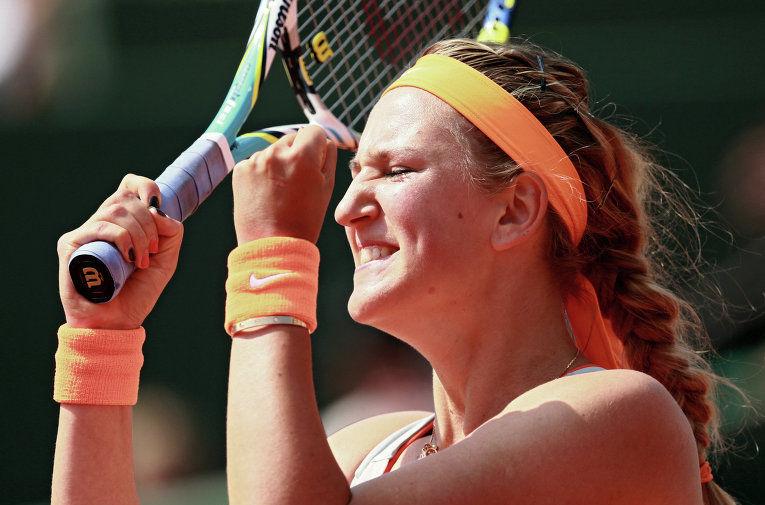 Азаренко оказалась сильнее Винус Уильямс на турнире в Риме