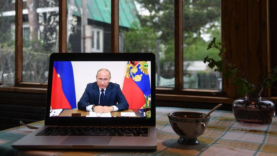 Посольство РФ попросило Bloomberg извиниться за дезинформацию о рейтинге Путина