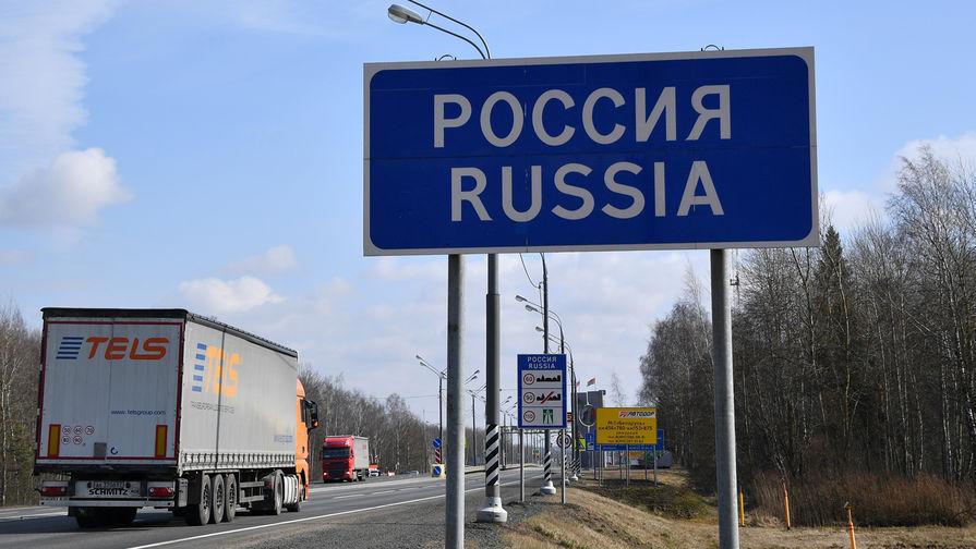 Контрабандист попытался протаранить пограничников на российско-украинской границе