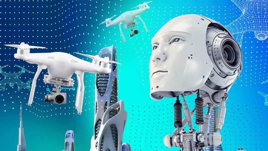 Описаны технологические тренды четвёртой промышленной революции