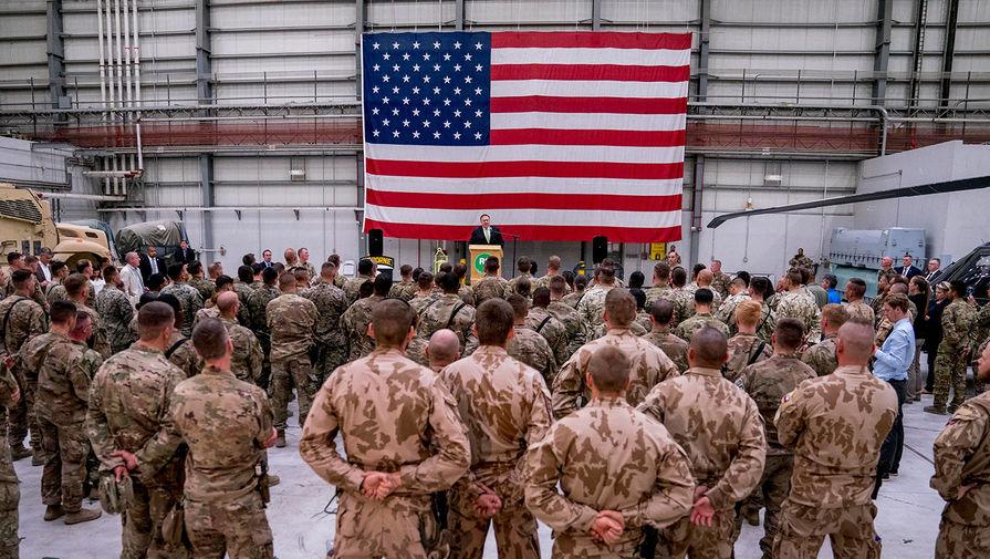 В Белом доме заявили о планах США вывести войска из Афганистана к концу лета