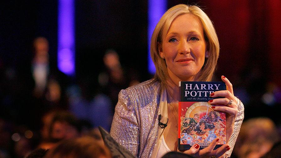 Джоан Роулинг назвала место рождения 'Гарри Поттера'