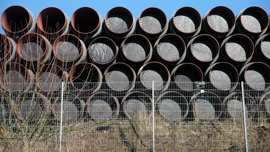 В 'Нафтогазе' потребовали ввести санкции против 'Северного потока - 2'