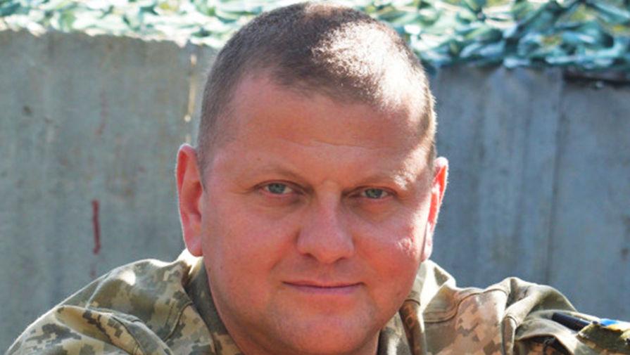Главнокомандующий ВСУ захотел проехаться по Красной площади на танке