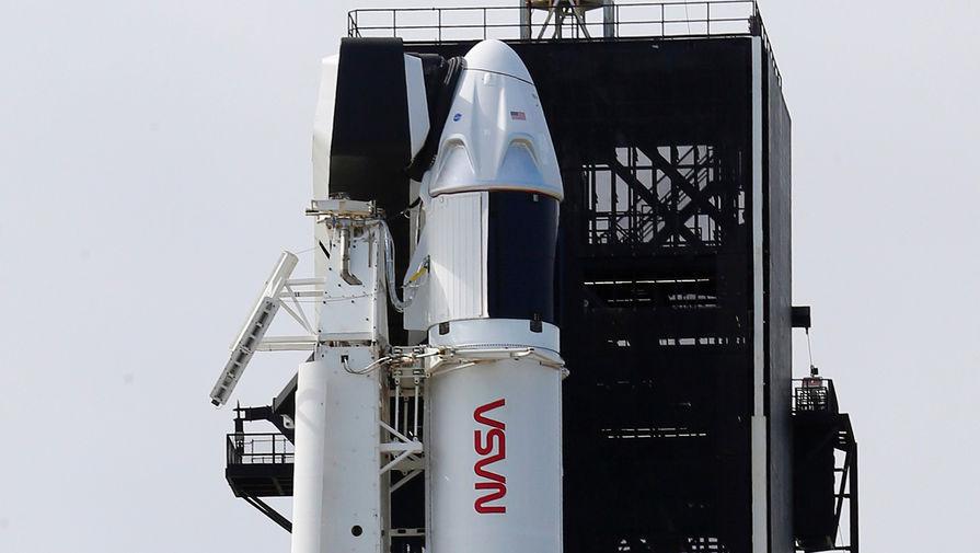 Космонавт рассказал о рисках полета в космос непрофессионального экипажа SpaceX
