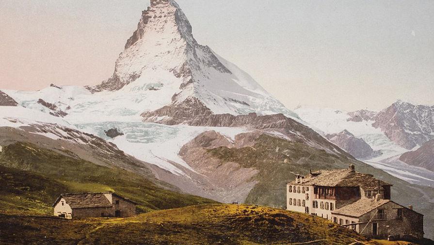 Альпинисты проложили новый сложнейший маршрут на Маттерхорн в честь погибшего друга