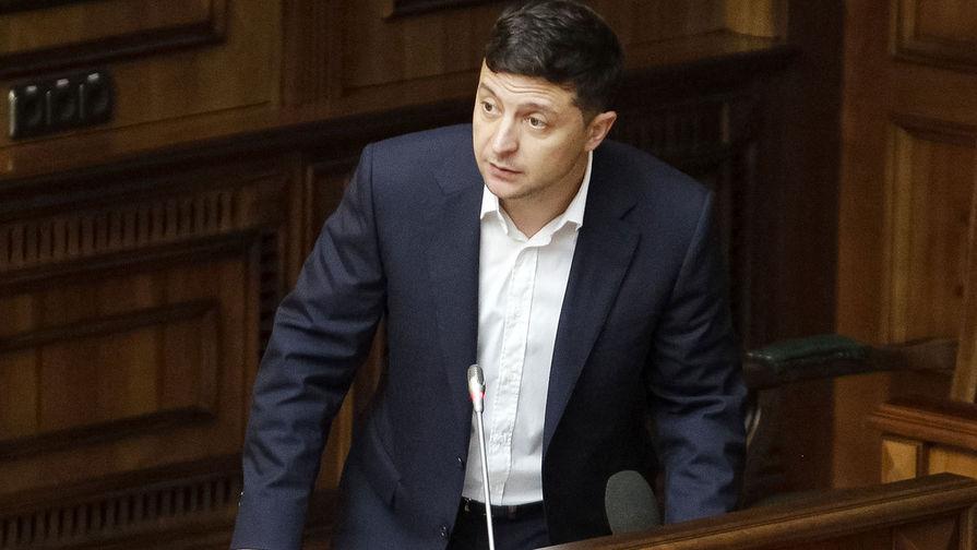 Зеленский планирует построить новый аэропорт на Донбассе