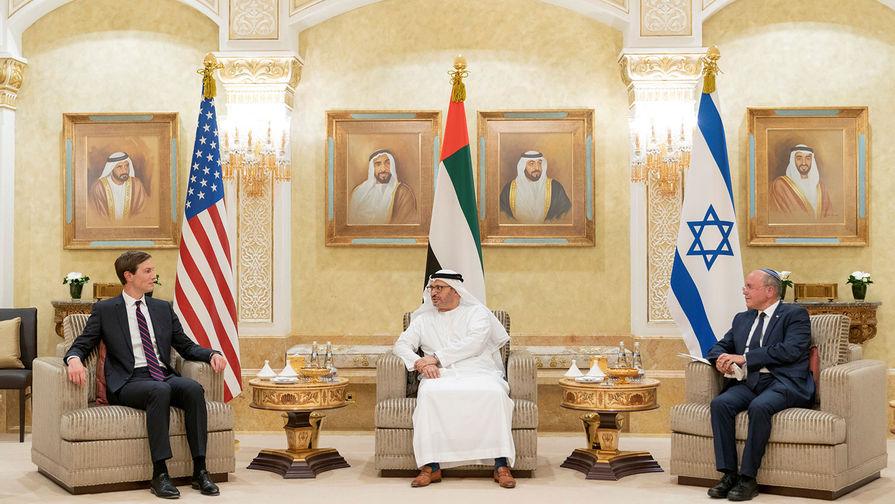 Первая делегация из ОАЭ может посетить Израиль 22 сентября