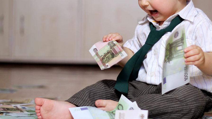 Кабмин выделил деньги на выплаты семьям с детьми