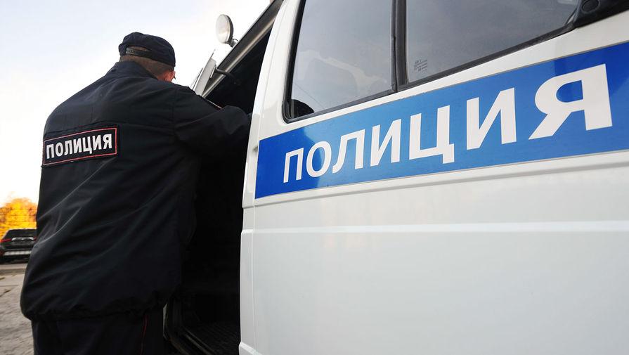 Пару в центре Москвы арестовали за публичный секс