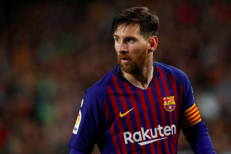 Дубль Месси принес 'Барселоне' победу над 'Жироной' в товарищеском матче