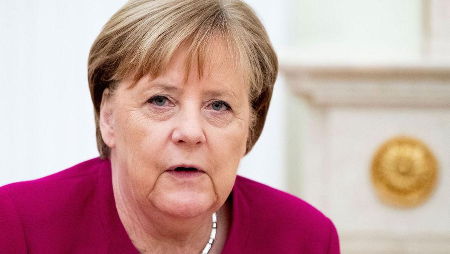 Меркель не стала отвечать на вопрос об очной встрече лидеров G7