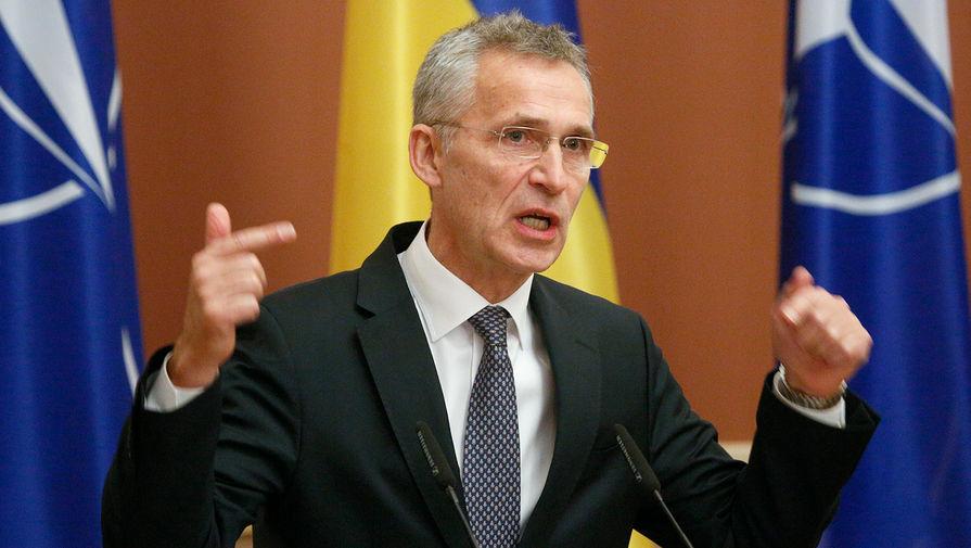 Генсек НАТО призвал наказать ответственных за штурм Капитолия