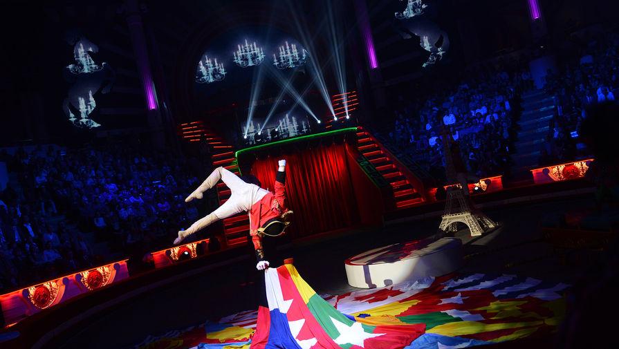Компании Cirque du Soleil грозит банкротство из-за пандемии
