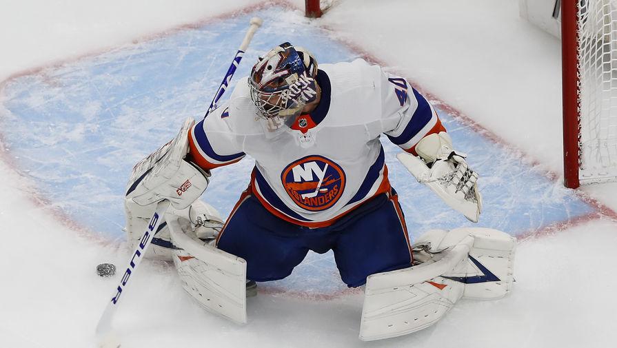 33 сейва Варламова помогли 'Айлендерс' обыграть 'Баффало' в матче НХЛ