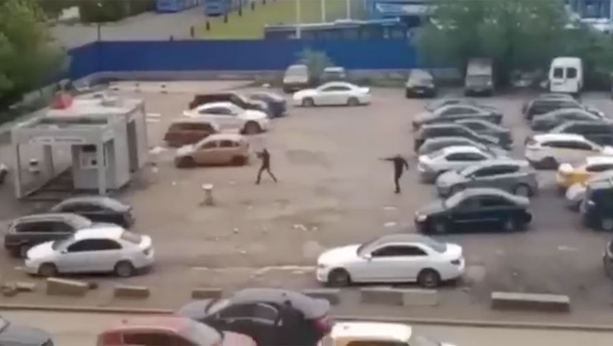 Дело о покушении на убийство возбудили после стрельбы на юге Москвы