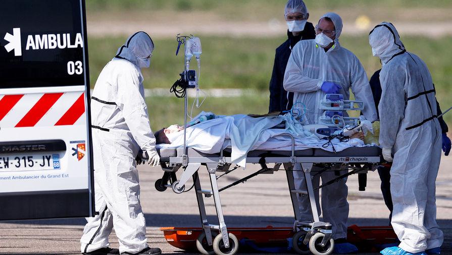 Во Франции число умерших от коронавируса превысило 14 тысяч