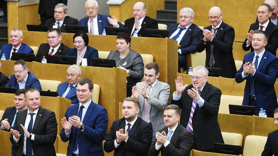 Госдума приняла законопроект о реформе ОМС в первом чтении