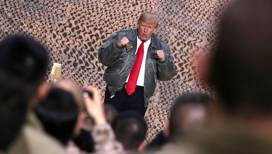 Трамп разрешил вывести из Германии 9,5 тыс. американских военных