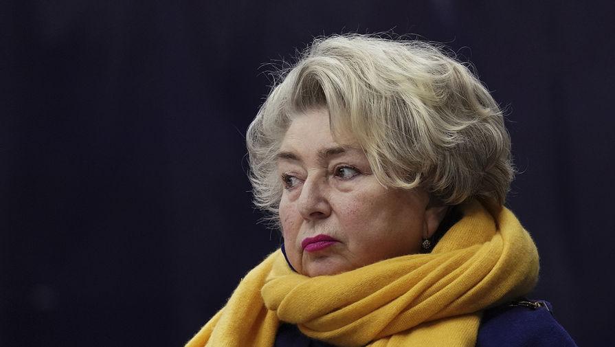 Тарасова поздравила Сотникову с днем рождения