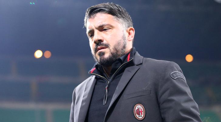 Тренер 'Наполи' Гаттузо прокомментировал собственное удаление