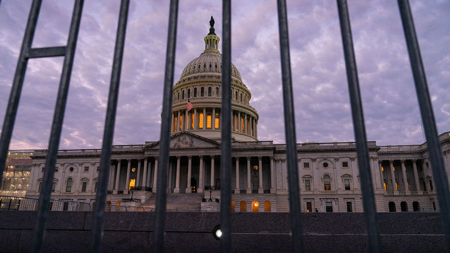 В Сенат США поступил законопроект о санкциях против 'Северного потока - 2'