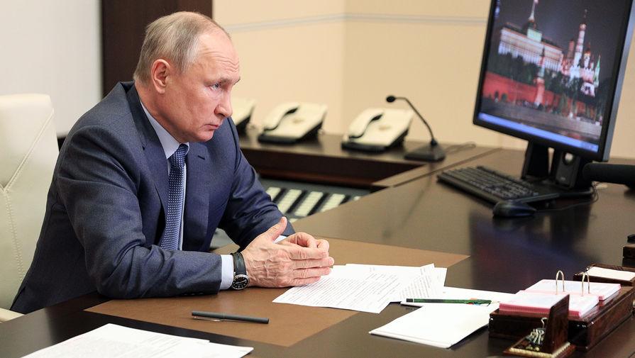 Путин: состояние связей России и Евросоюза не назвать удовлетворительным