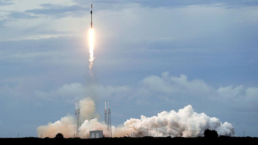 SpaceX выведет на орбиту третий спутник GPS для ВВС США