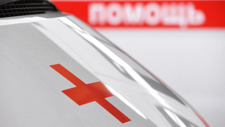 Один человек пострадал при пожаре на рынке в Шахтах в Ростовской области