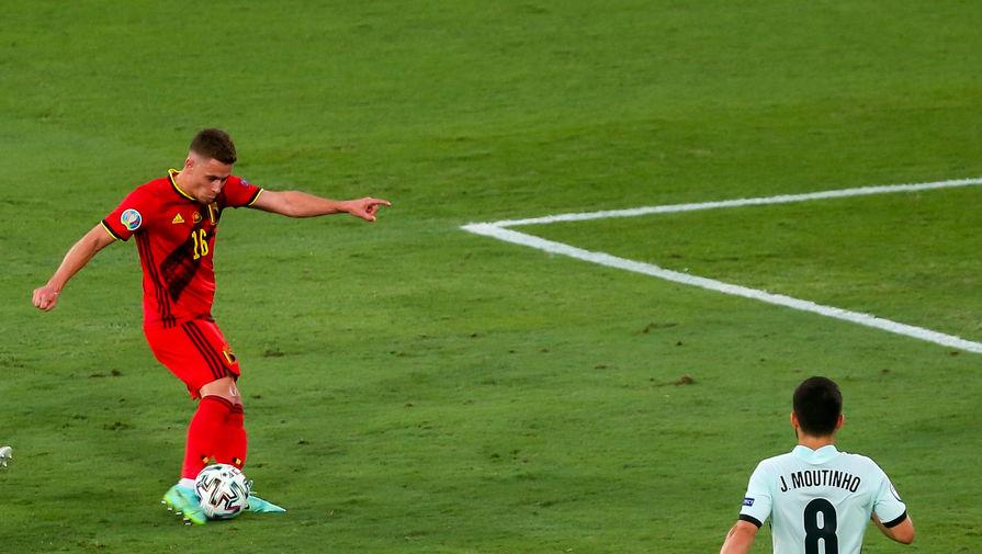 Бельгия вышла в четвертьфинал четвертого крупного турнира подряд