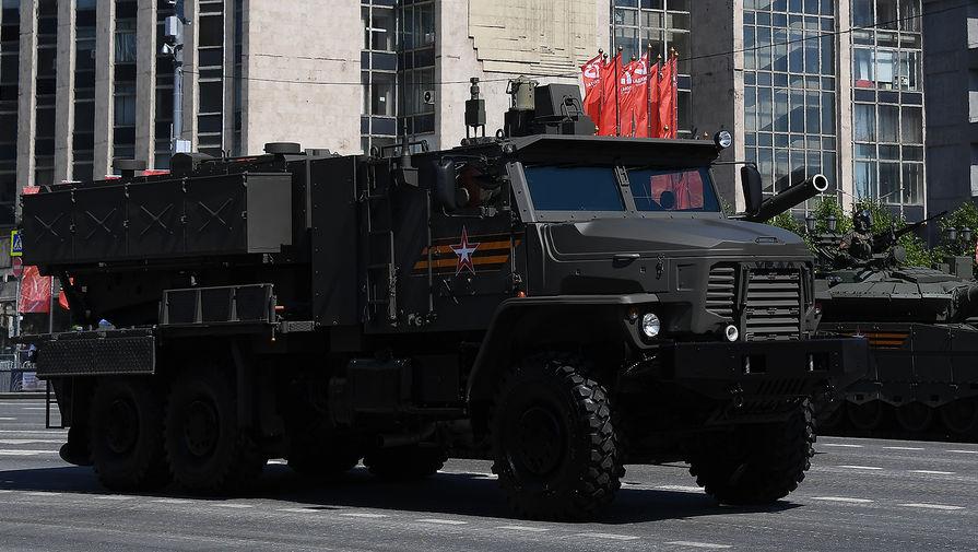 NI: российская система ТОС-2 'Тосочка' способна уничтожить американские танки