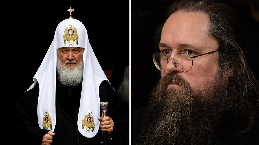 Патриарх Кирилл запретил Кураеву служить в церкви из-за оскорбления