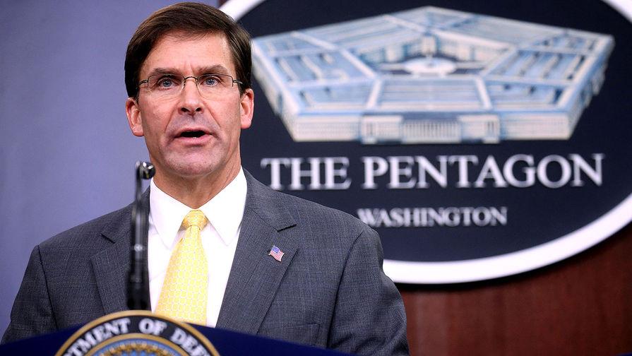 В Пентагоне ничего не знают о 'сговоре' России с талибами в Афганистане