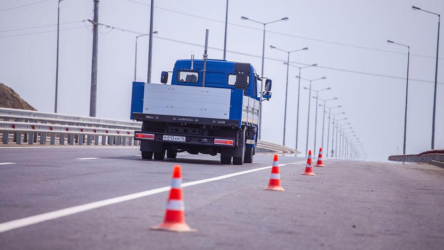 В России появится первый 'зеленый коридор' для беспилотных грузовиков