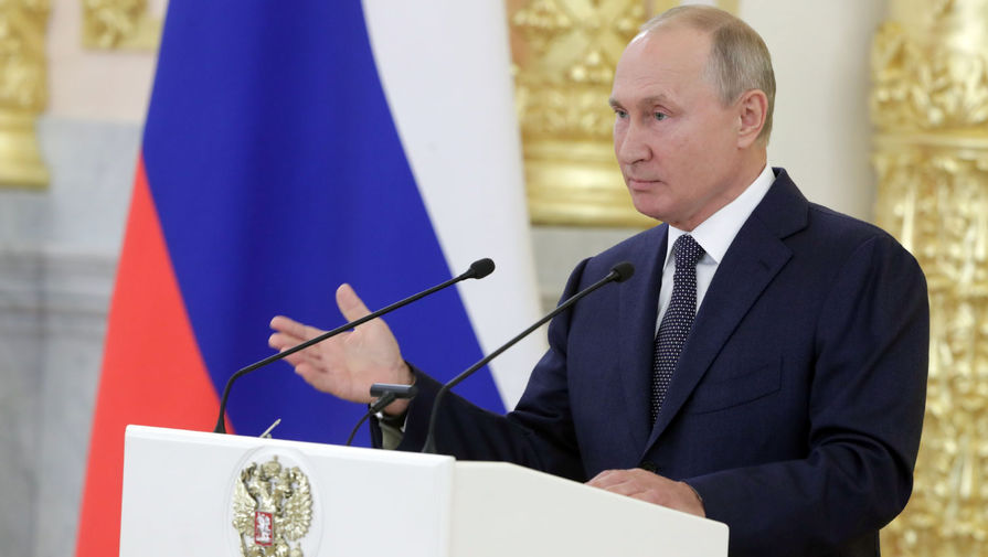 Путин надеется на восстановление иранской ядерной сделки