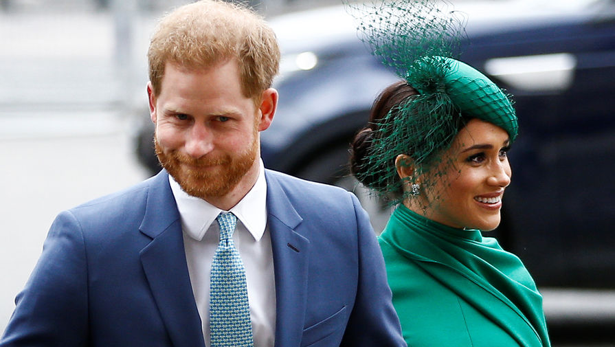 Принца Гарри и Меган Маркл обвинили в обмане Елизаветы II